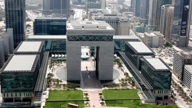Dubai | Finance Center