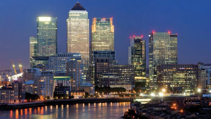 London | Cenary Wharf